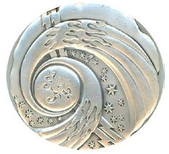 Creation medal reverse