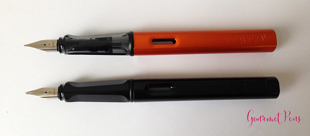 Review Lamy Al-Star LE Copperorange Fountain Pen @Fontoplum0 @AppelboomLaren @Lamy @LamyUSA (5)