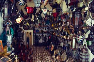In den Souks von Marrakesch | Roland Krinner