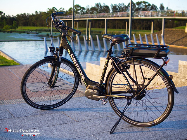 "Gepida Reptila equipped with Shimano STEPS • <a style=""font-size:0.8em;"" href=""https://www.flickr.com/photos/ebikereviews/16549997838/"" target=""_blank"">View on Flickr</a>"