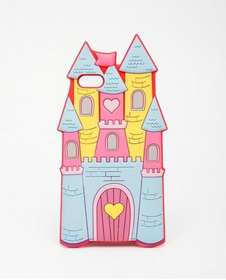 castle iphone 5 case