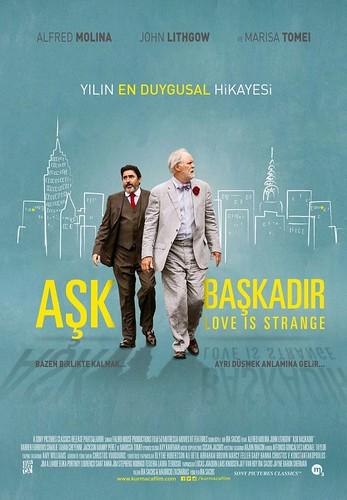Aşk Başkadır - Love is Strange (2015)