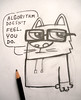 CatGeekKnowledge #dailydoodle