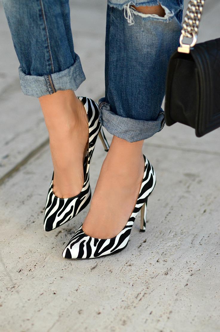 DSC_2128 Zebra printed SergioTodzi heels, Tamara Chloé
