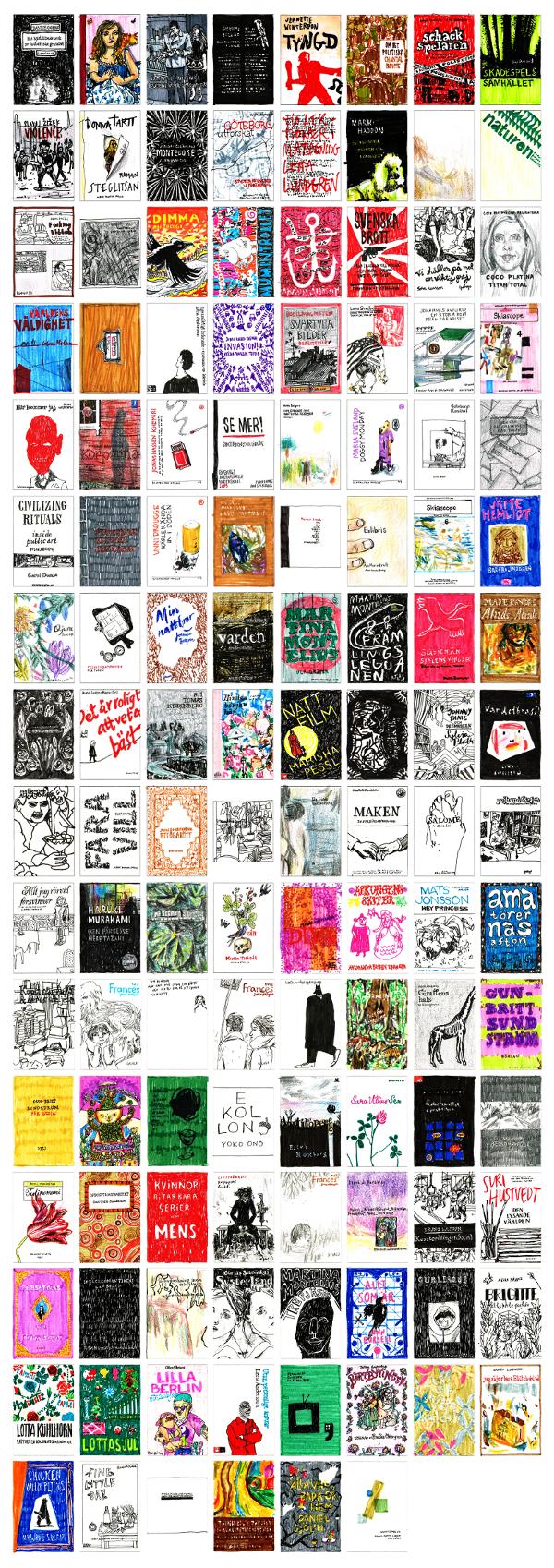 böcker lästa 2014