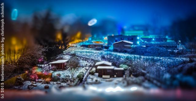 small snow world@mühlbachtal