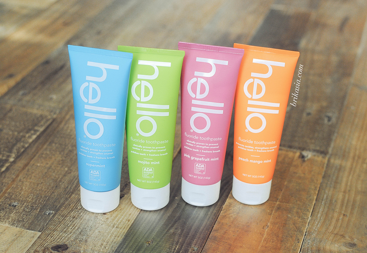 hello toothpaste, hello naturally friendly oral care, triclosan free, cruelty free toothpaste, ada seal, hello oral care