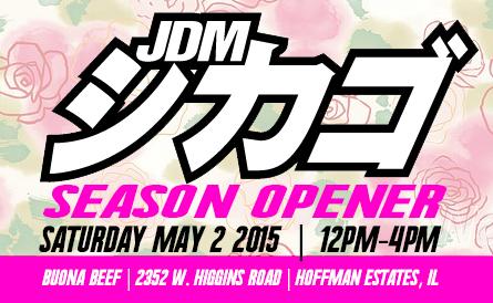 JDMC SEASON OPENER MEET! Saturday May 2 (12pm-4pm) 16648892510_21910941f3_o