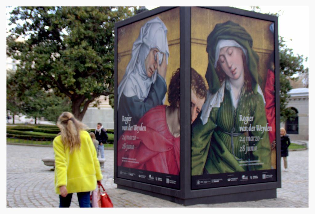 calles de Madrid: Plaza de Murillo y Paseo del Prado
