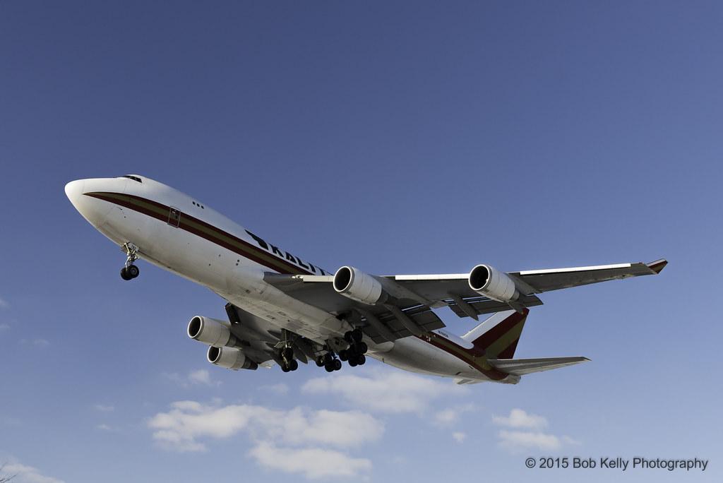 N782CK - B744 - Kalitta Air