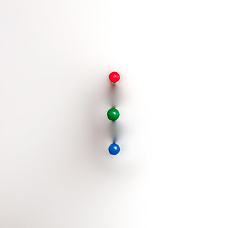 R/G/B (dots)