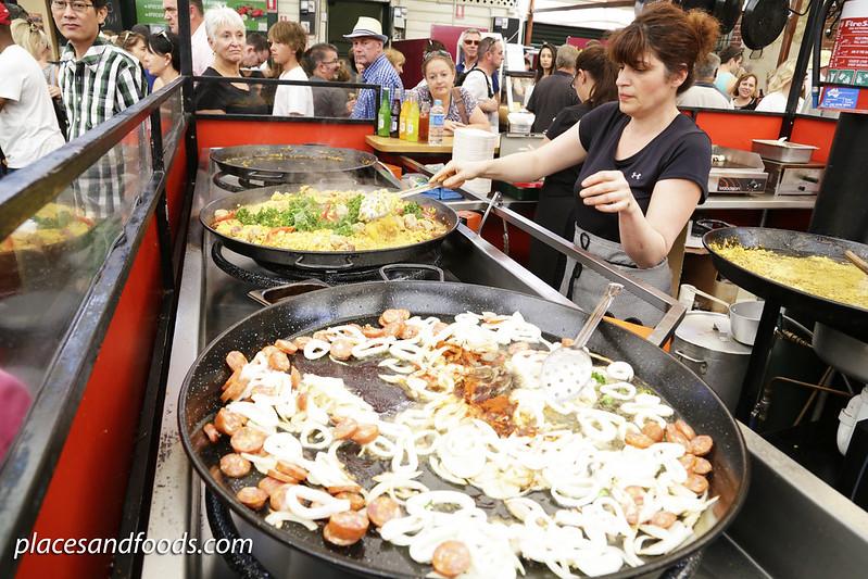 day 4 fremantle market food