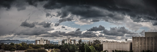ca rain museum los cloudy angeles panoramic hollywood lacma
