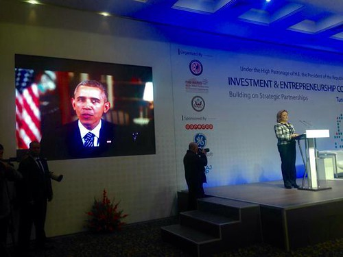 US Pledges to Support Investment and Entrepreneurship in Tunisia