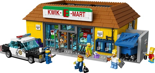 LEGO The Simpsons Kwik-E-Mart (71016)