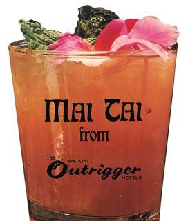 Outrigger menu