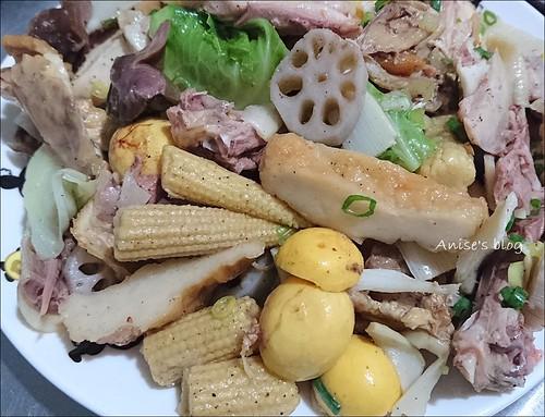 板橋裕民街一毛不拔鹽水雞+綠豆沙016