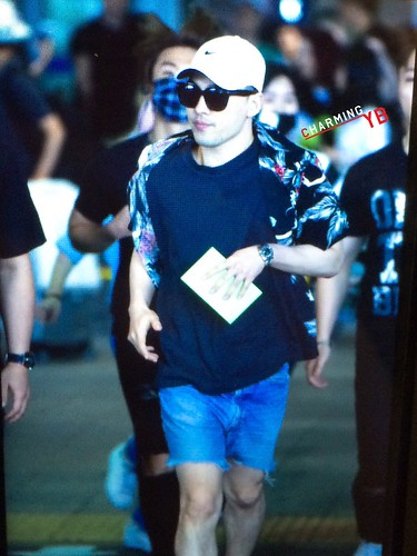 BIGBANG arrival Seoul ICN from Chengdu 2016-07-04 (35)