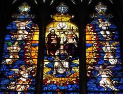 Lichfield Cathedral - Antwerp Windows