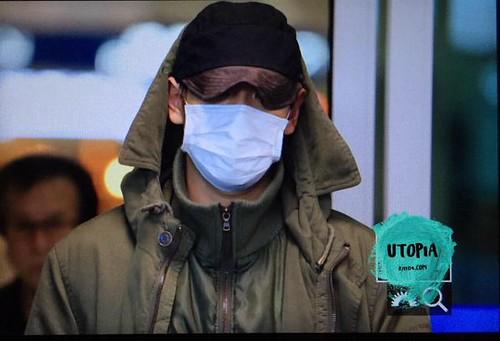 BIGBANG arrival ICN Seoul from Taiwan 2015-09-28 (27)