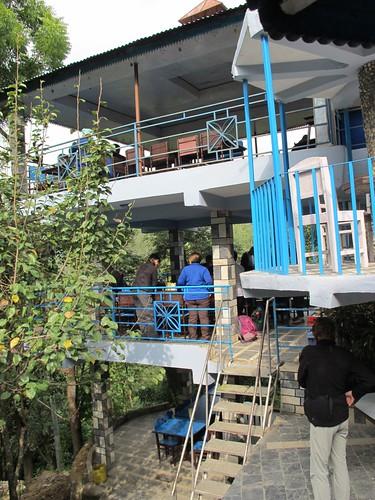 Annapurna Trek: Day 2  Kathmandu to Birethanti