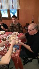 2014 Christmas Eve Dinner