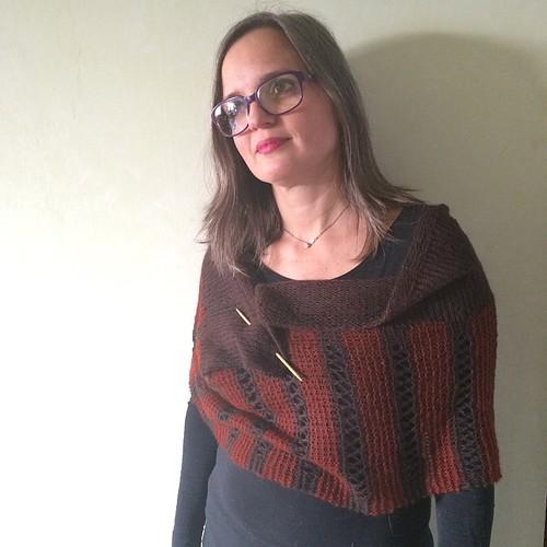 Today we're knitting Linee e Comori:) Oggi realizziamo Linee e Colori :) #knitting :)