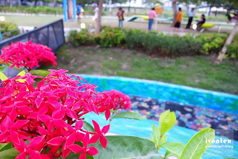 16刀口力台南善化南科幾米裝置藝術小公園