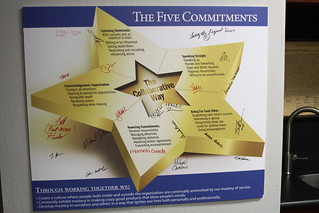 The Five Commitments