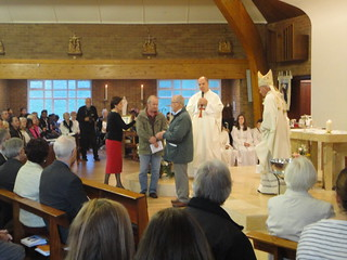 141108 - Dedication Mass - Chessington
