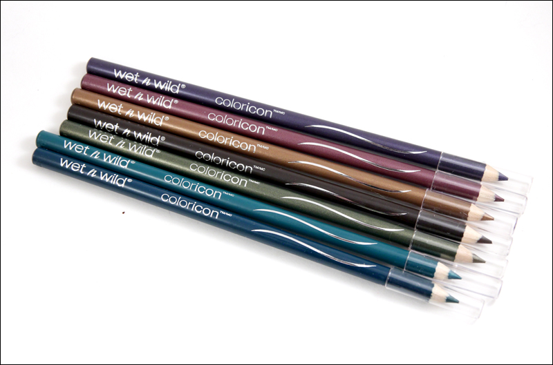 Wet n' wild coloricon eyeliner