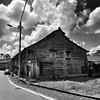 Renggam Town - time stopped here in the 1950's  #johor #renggam #malaysia #travel  #bw #bikeing2014 #morningrides #breakfastrides #house