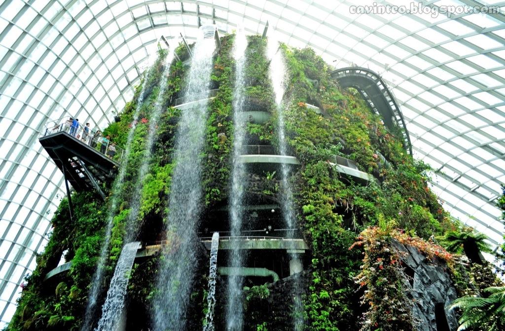 In-door Waterfall