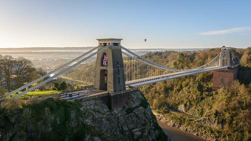 bridge sunrise bristol suspension gorge clifton brunel 150th