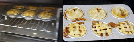 how to make mini apple pie
