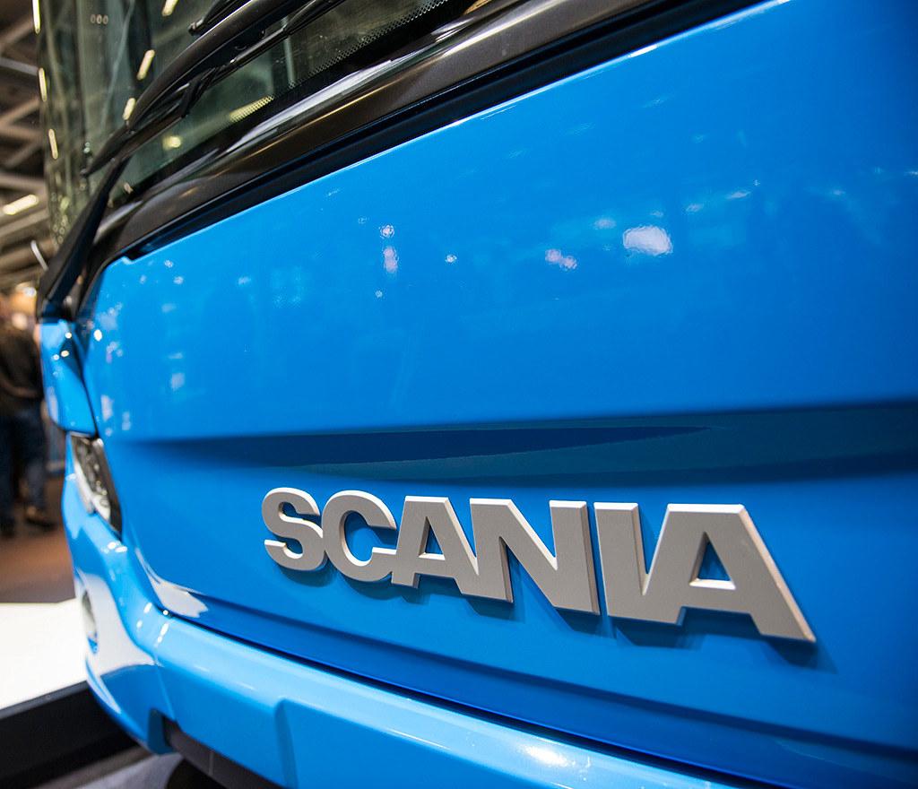 Scania Hybrid Bus