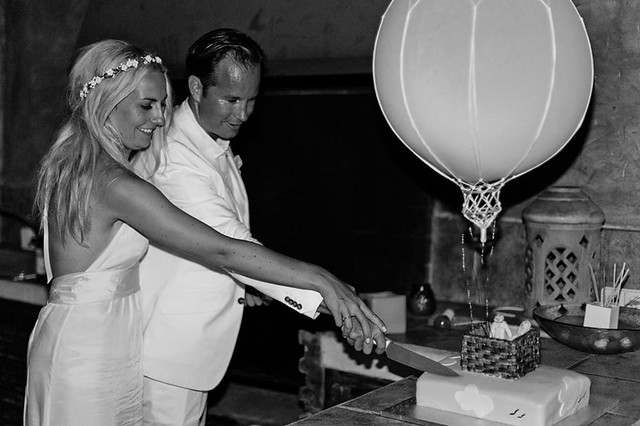 Mitch the Cake Lady, Ibiza wedding cakes