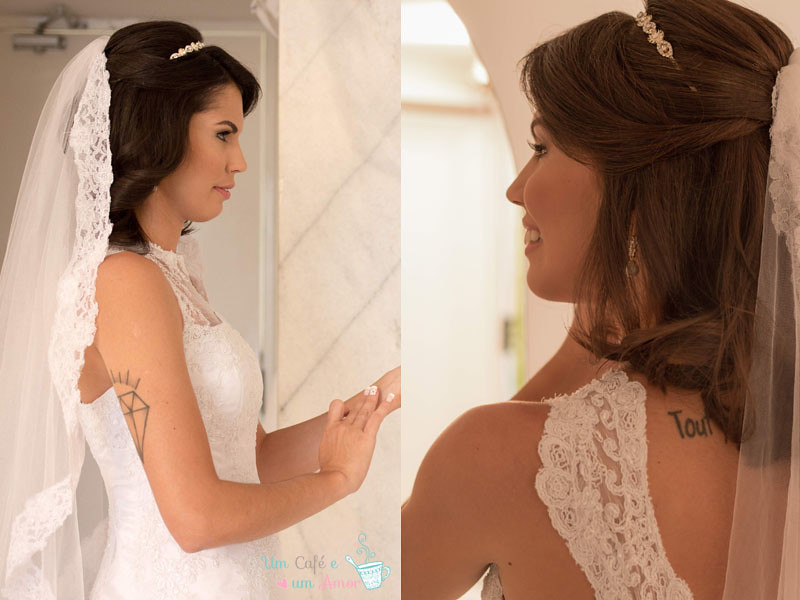 Parte 1 - Making Off (Fotos Oficiais do Casamento)