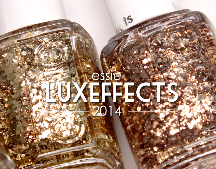 essie luxeffects 2014