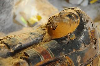 Nuevos descubrimientos del IEAE en la tumba del visir Amen-Hotep