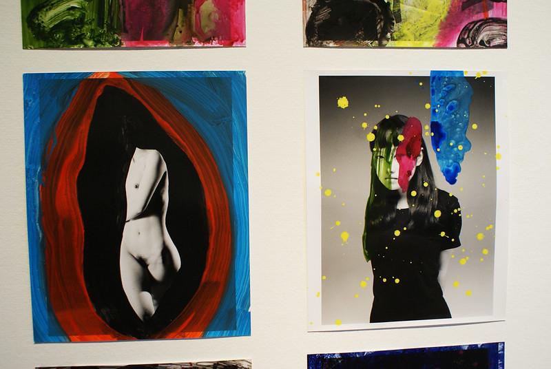 Exposition sur le photographe japonais Araki au FOAM d'Amsterdam.