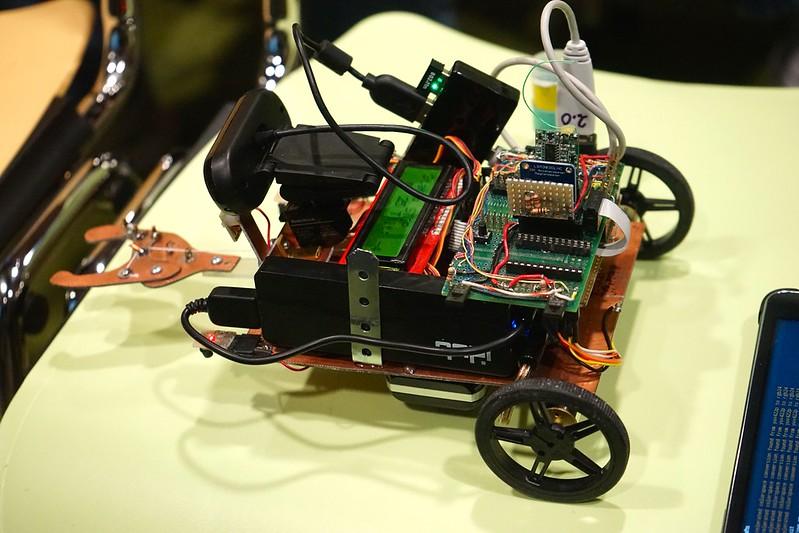 Homebrew Robotics