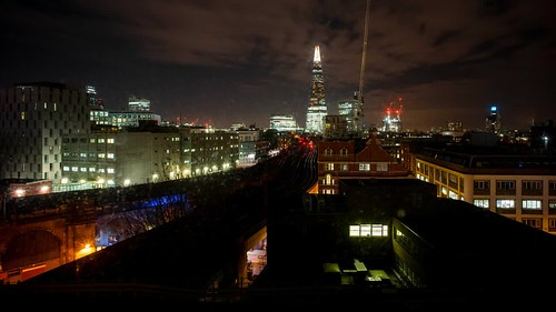 London Grimelapse
