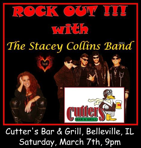 Stacey Collins Band 3-7-15