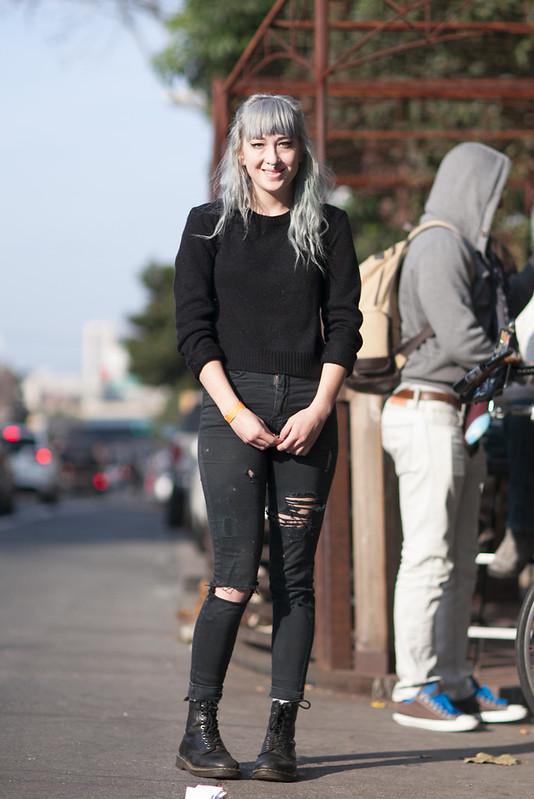 felicity Quick Shots, San Francisco, street fashion, street style, Valencia Street, women