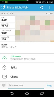 20141128_RunKeeper(Walking)
