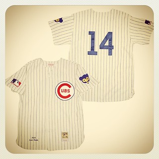 Chicago Cubs Retired #14