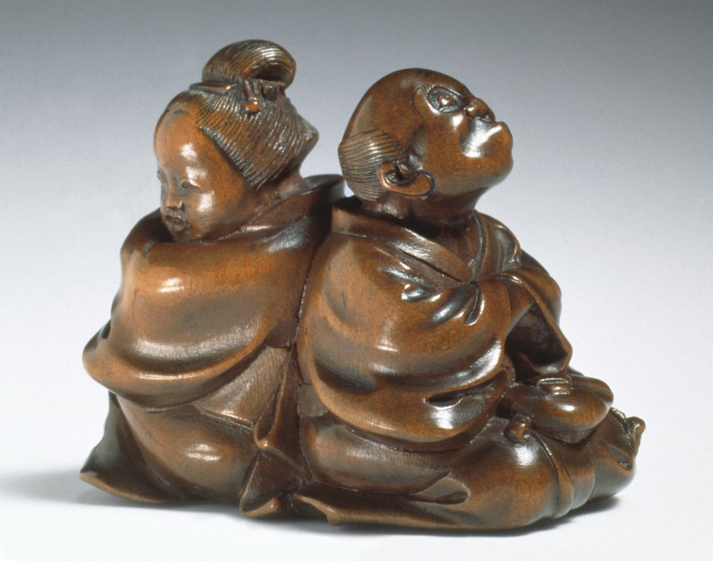 Quarreling Couple LACMA AC1998.249.158