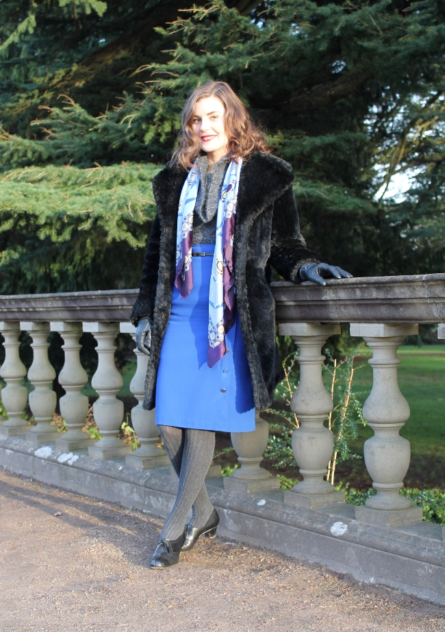 Wollaton Hall Outfit