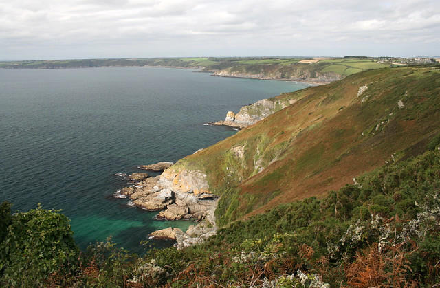 View from Dodman Point